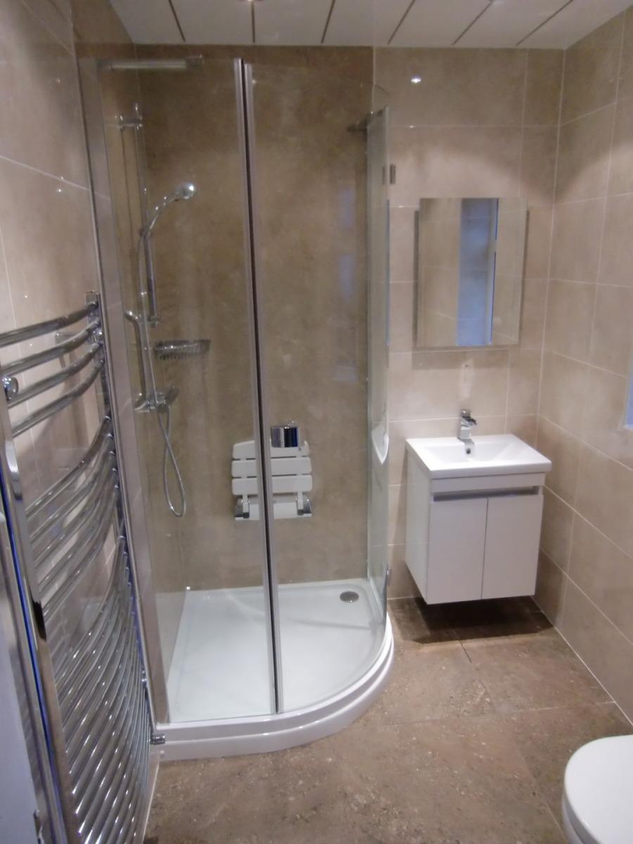 Modern Line Bathrooms - Wall Hung